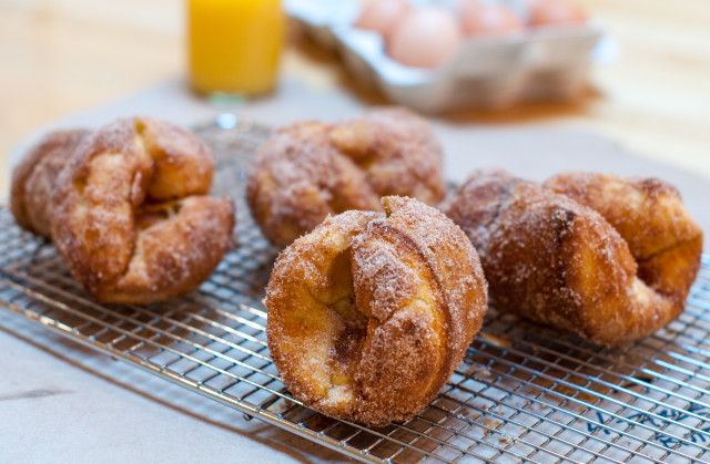 sugar-crusted popovers