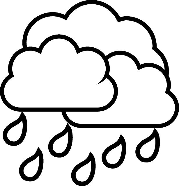 Imagen gratis en Pixabay - Nube, Gotas De Lluvia, La Lluvia | Nubes ...
