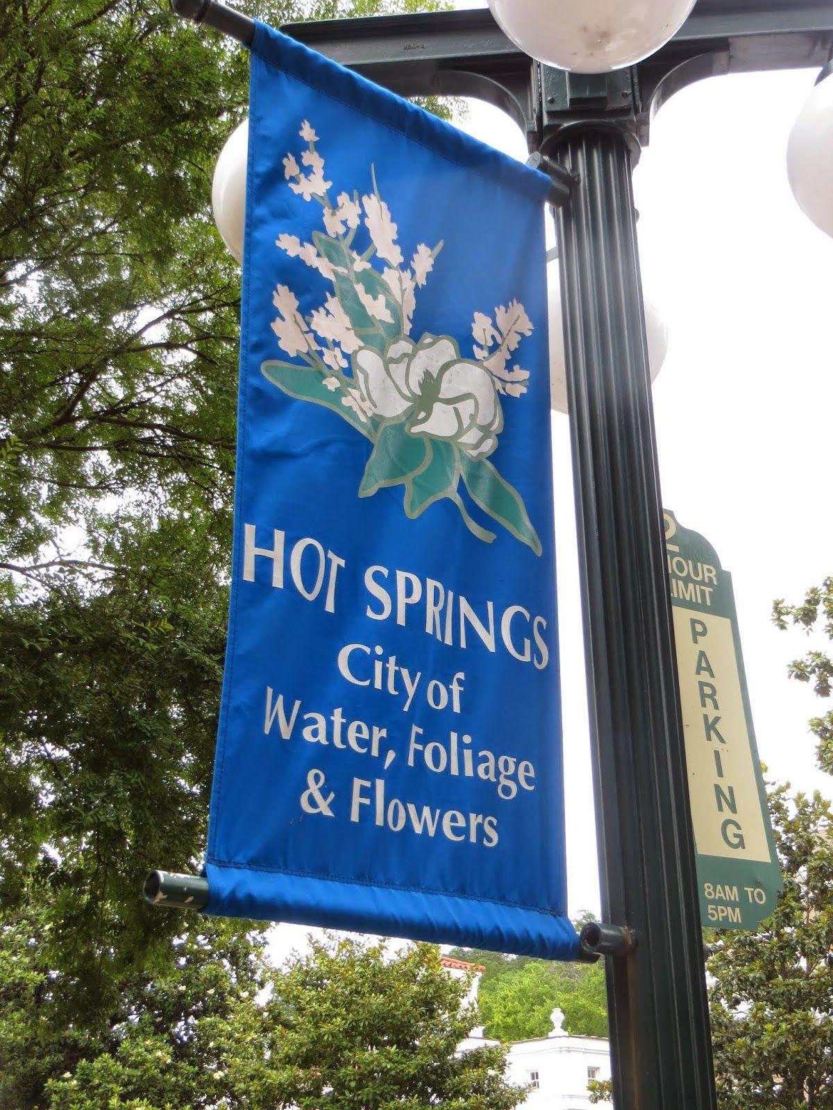 Hot Springs National Park Hot Springs National Park Hot Springs National Parks
