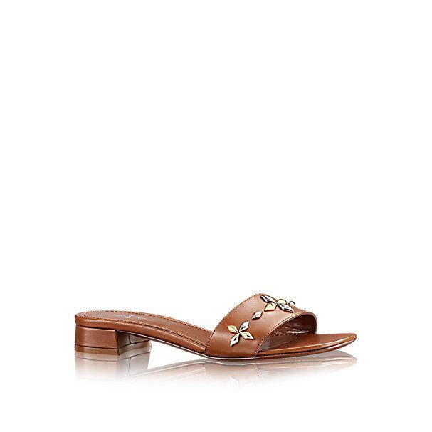 HALO MULE - Shoes   LOUIS VUITTON