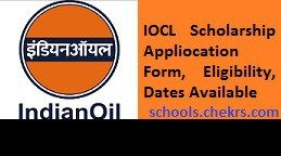 Indian Oil Iocl Scholarship 2019 Application Form Eligibility Dates Scholarships Application Form Dating