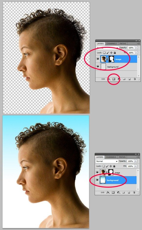 The Power of Photoshop's Refine Edge Tool | Ps Photoshop tutorial