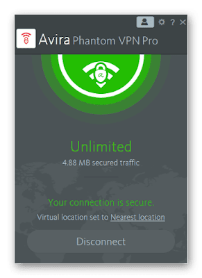 avira vpn free mac