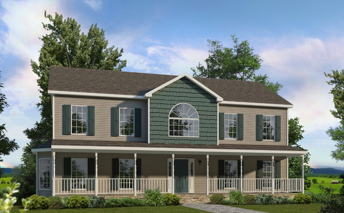 A Collection Of 20 Beautiful 2 Story Modular Homes Modular Homes Building Systems Modular Home Builders