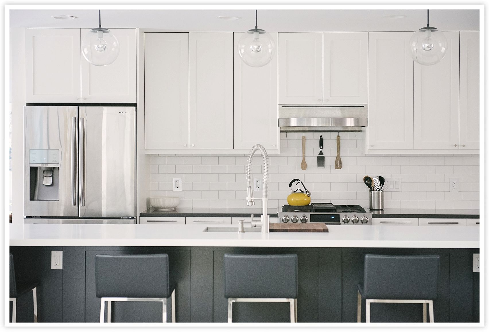 Allie At Home » IKEA + Semihandmade Kitchen Renovation: Before And After