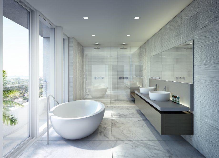 Beach House 8 Miami Beach Condo Bathroom Design Luxury Beach House Bathroom Decor Condo Bathroom