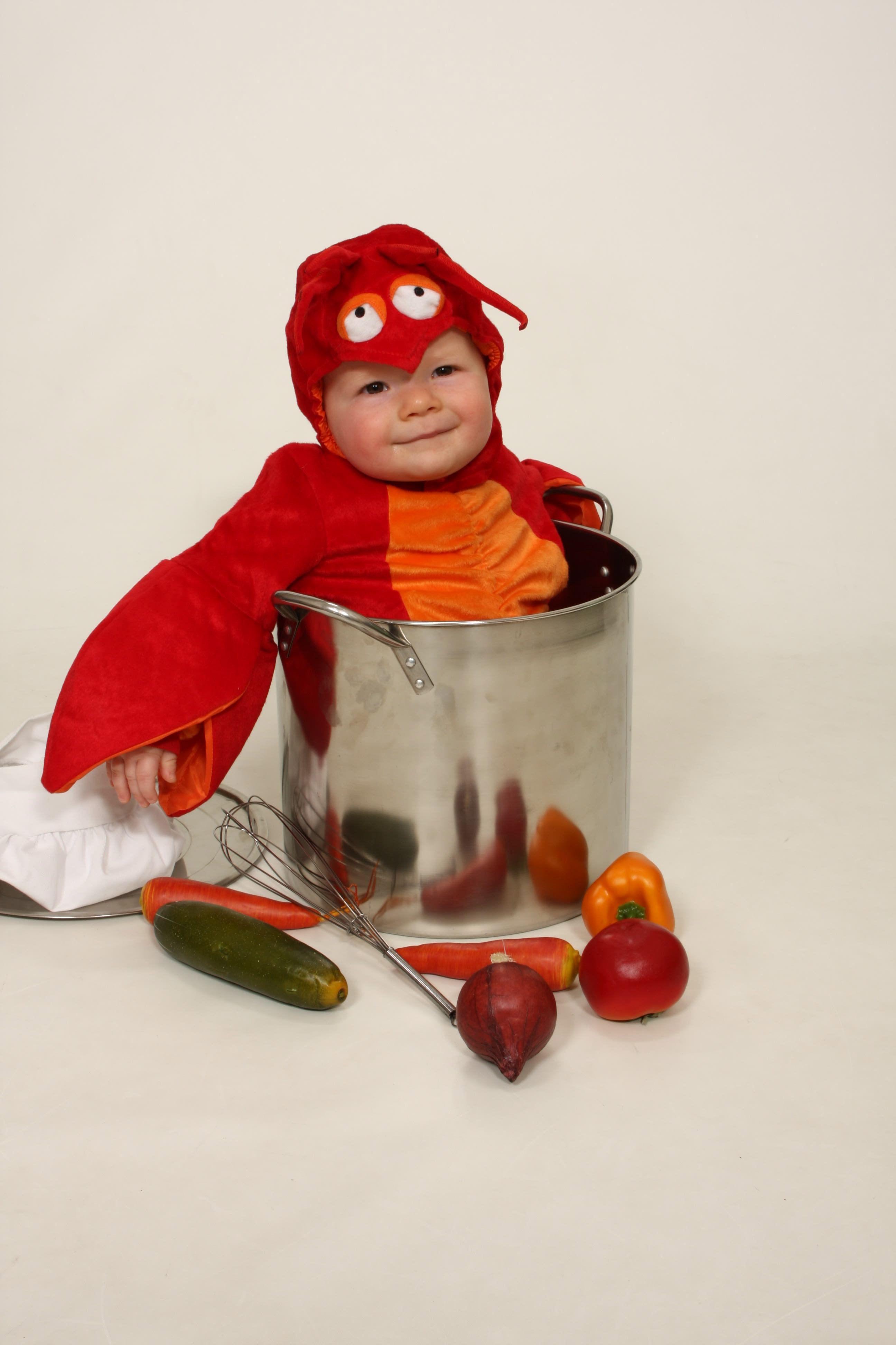 Lobster Halloween costume