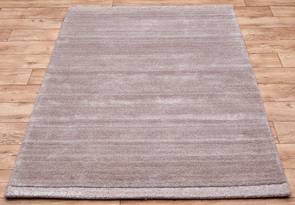 Glaze Sand Rug A Soft Cut Pile Hand Tufted 100 Viscose With Loop