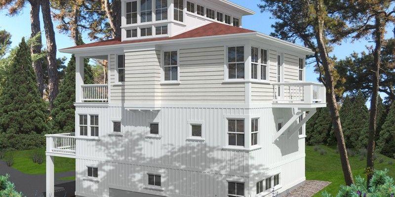 Bald Head Cliff Cottage