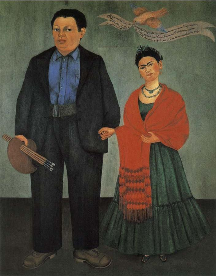 ART & ARTISTS: Diego Rivera - part 2