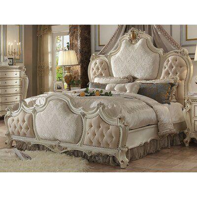 Astoria Grand Dili Tufted Standard Bed | Wayfair