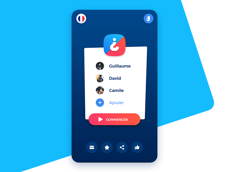 Puzzle app home screen design | Pinterest | Screen design, App and ...