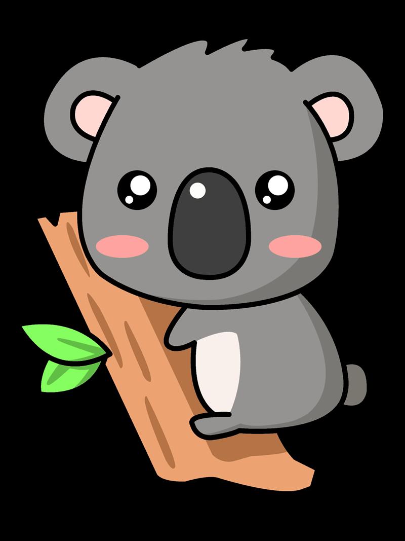 pin by jinny on cartoon pinterest bare bears kawaii and doodles rh pinterest co uk cartoon koala how to draw cartoon koala head