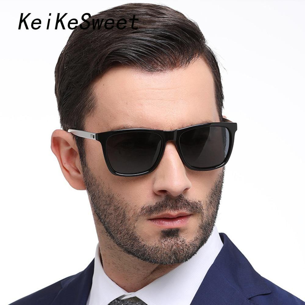 acb93b2efd KeiKeSweet Top Polarized Brand Designer Man Women Driving Outdoor Rays  Sunglasses Hot Luxury Party UV400 Male