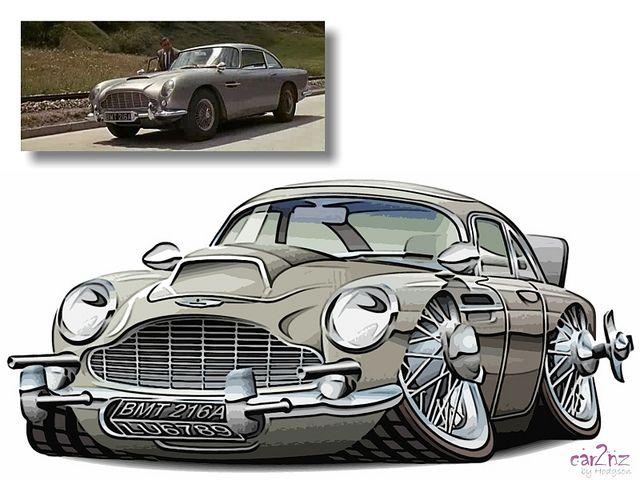 Aston Martin Db5 James Bond Bond Cars Aston Martin Db5 James Bond Cars