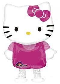 Hello Kitty, Buddy Airwalker Folyo Balon