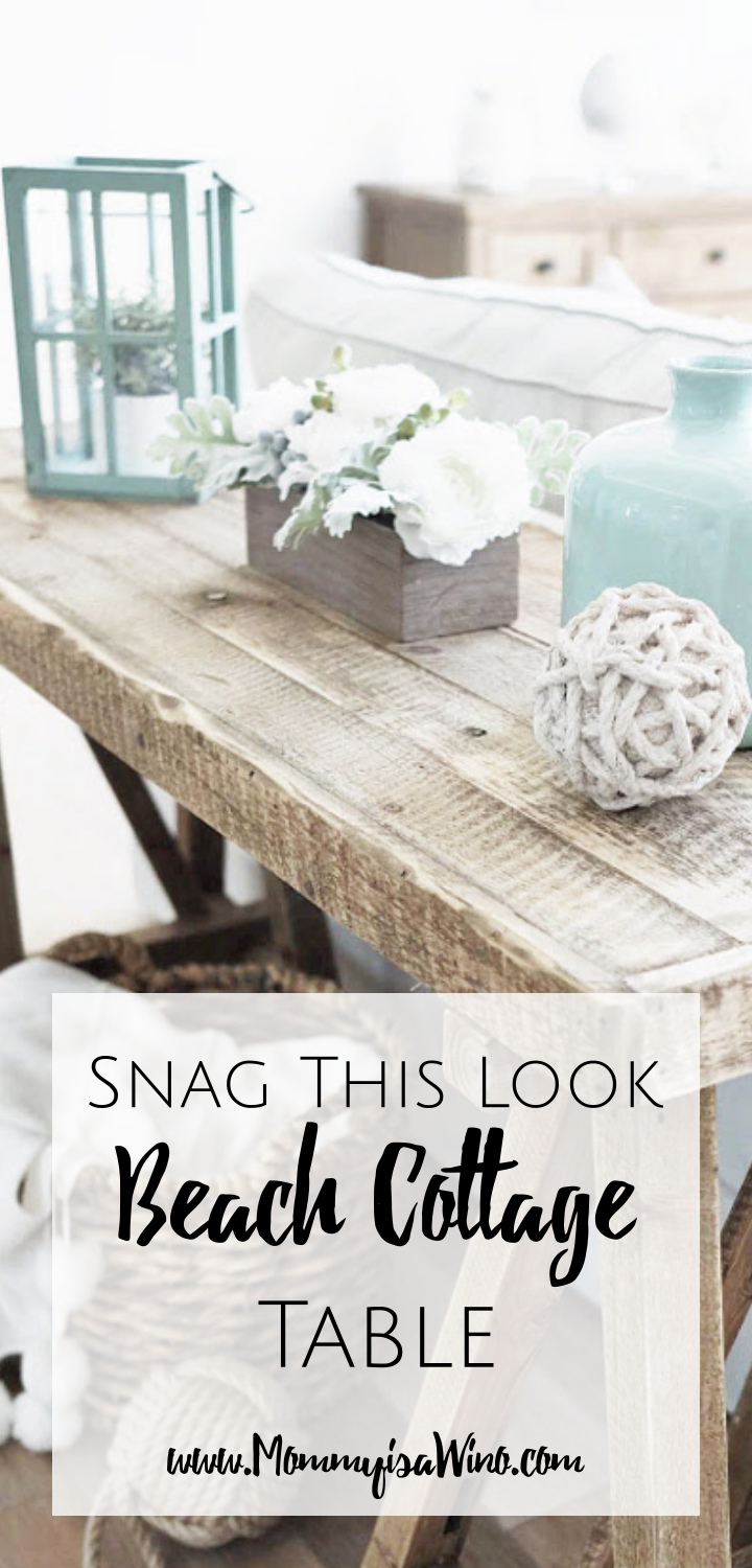 Photo of Snag this Look: Beach Cottage Table