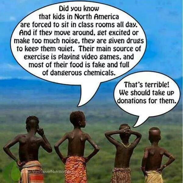 True! Kids need to be kids