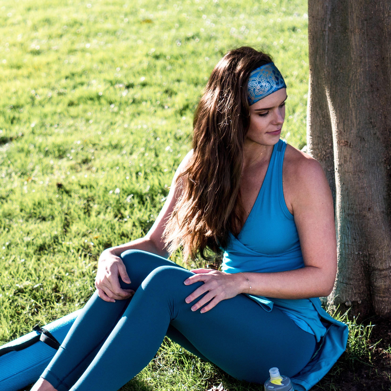 If you could change your fate...would you? . . . . #fitness #fitfam #fitspo #activewear #athleticwear #athleisure #headband #yoga #running #marathon #halfmarathon #rundisney #magicalmiles