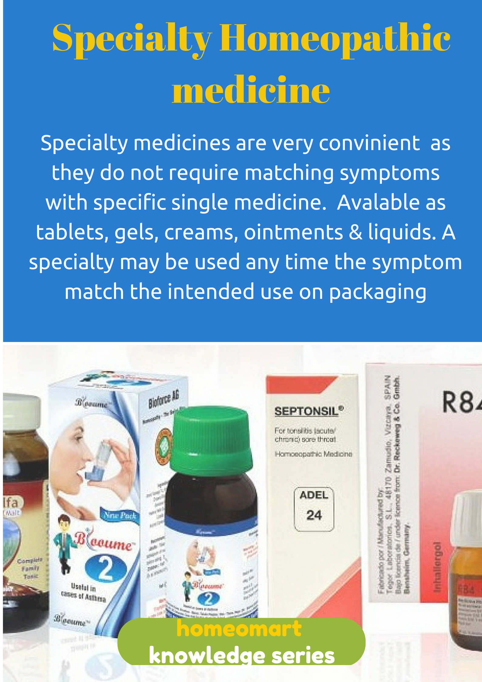Homeopathy Specialty Medicines from leading Homeopathy Brands like