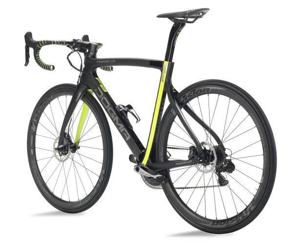 Pinarello Unveils Dogma F8 Disc Trickles Down Frame Tech To More Affordable Gan Road Bikes Road Bikes Pinarello Bike
