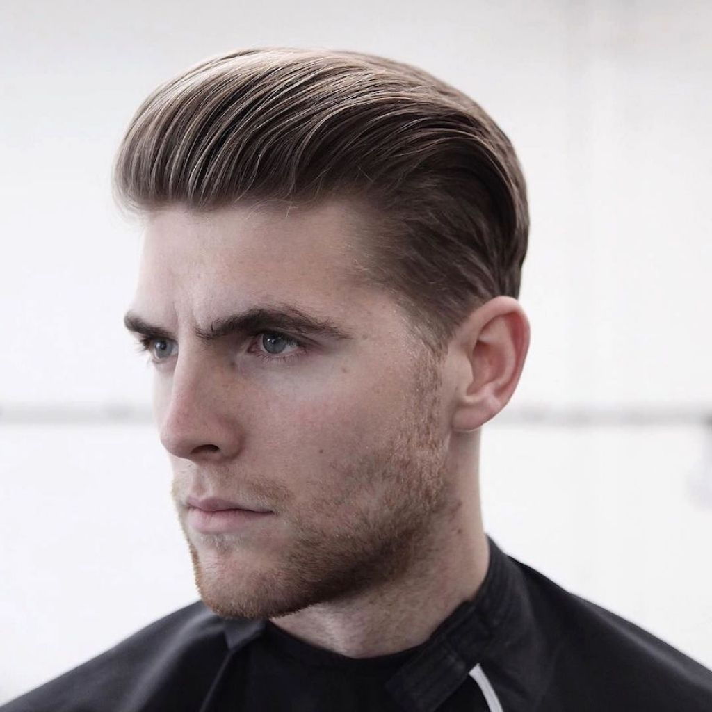 21 Gorgeous Hairstyle Undercut Slicked Back Popular Hairstyles