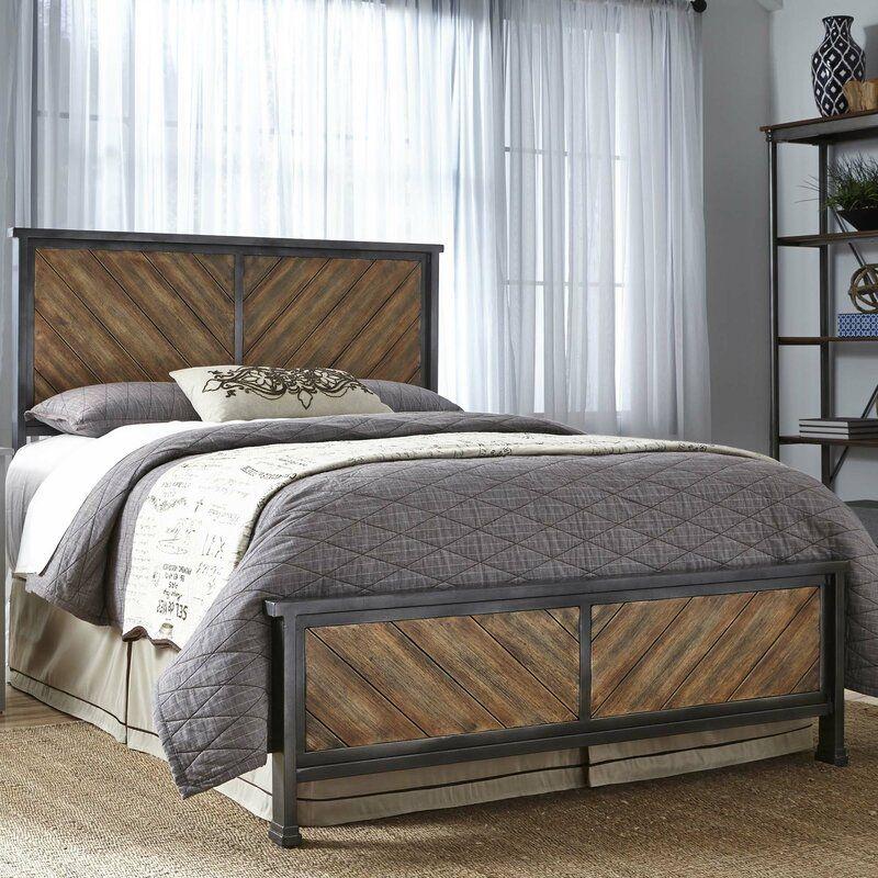 Laurel Foundry Modern Farmhouse Yardley Panel Bed