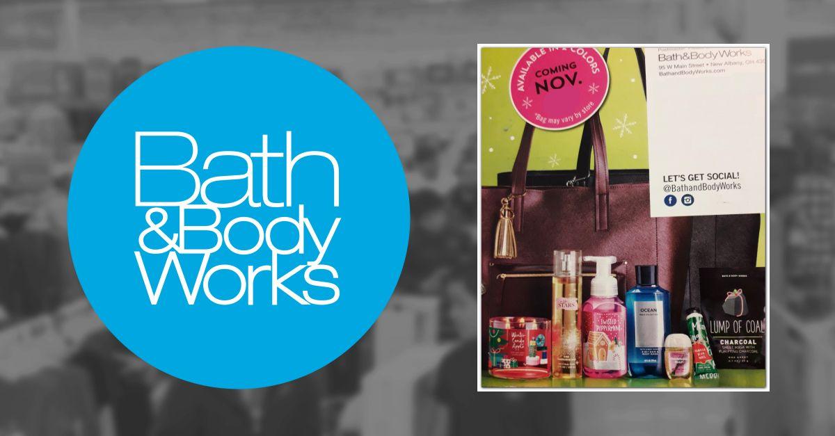 Bath And Body Works Black Friday 2020 Sale Get Discount Offer Body Works Bath And Body Bath And Body Works