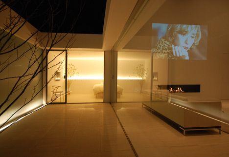 Library House By Shinichi Ogawa Associates Homes Pinterest