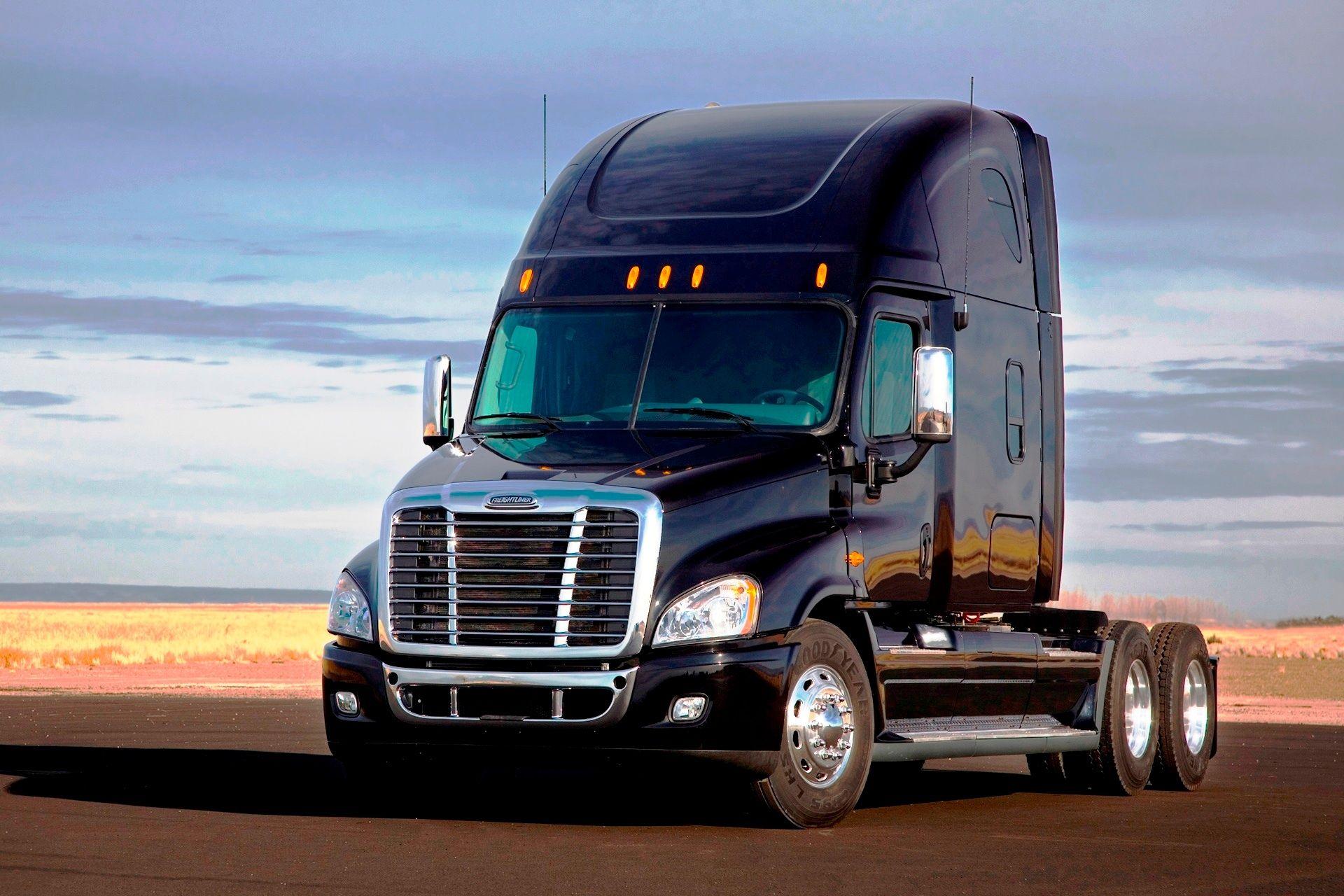 Freightliner big rig trucks new trucks big trucks