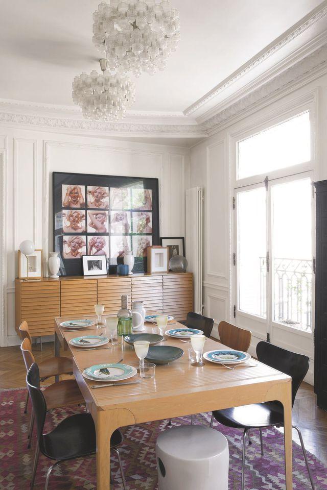 Longère moderne  210 m2 à Montreuil - deco entree d appartement
