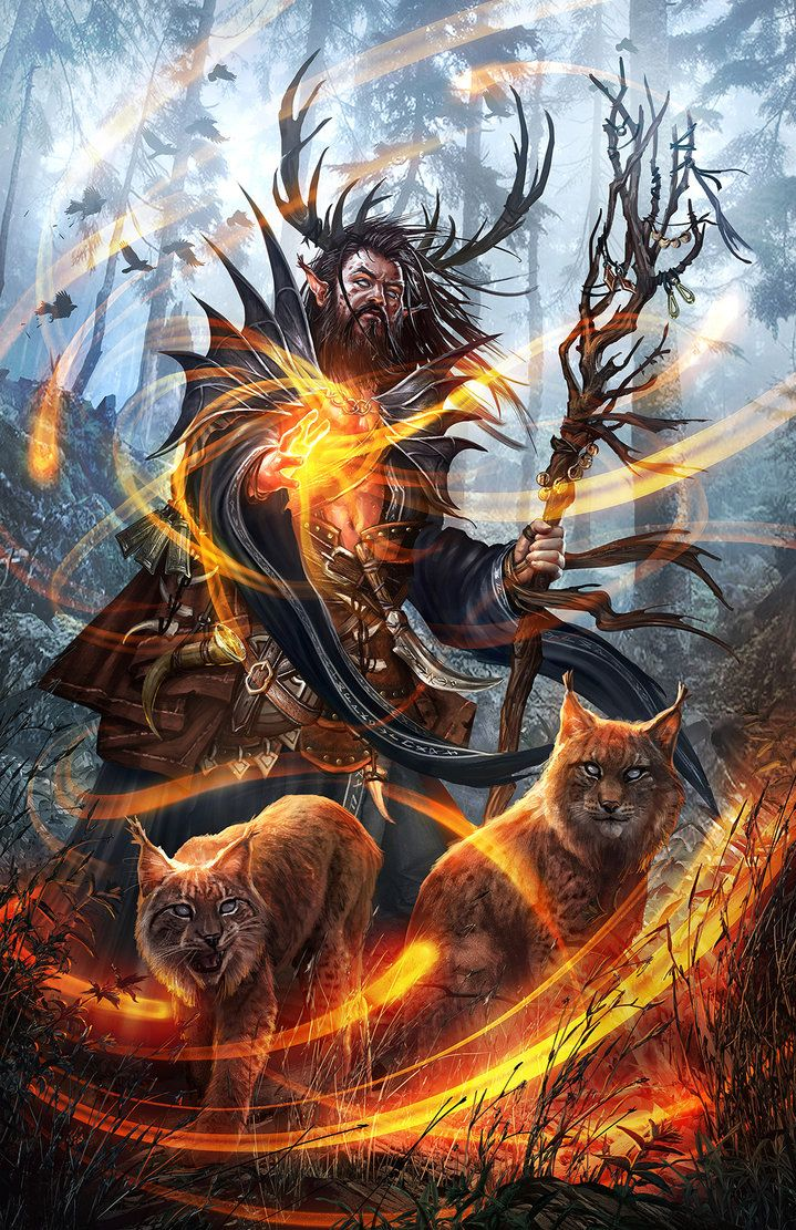 This build relies only on summoned minions which presents difficulties for  the player when facing monsters immune …   Druid, Fantasy character design,  Character art