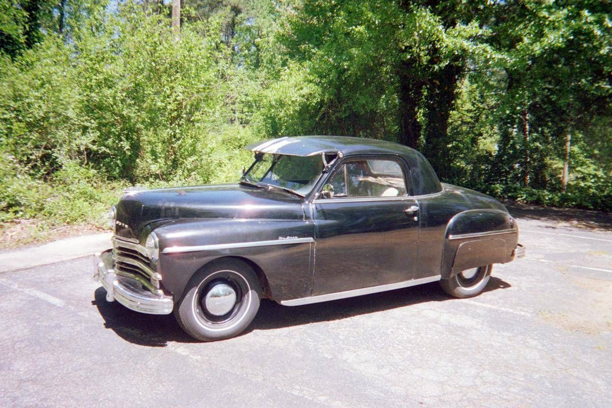 1949 Plymouth P15 Business Coupe Plymouth, Classic cars