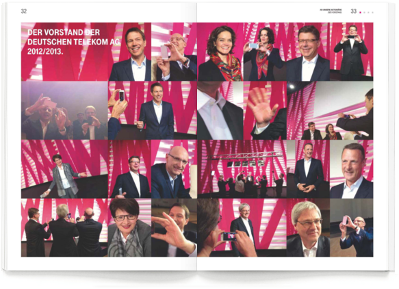 Deutsche Telekom AG - Annual report 2012