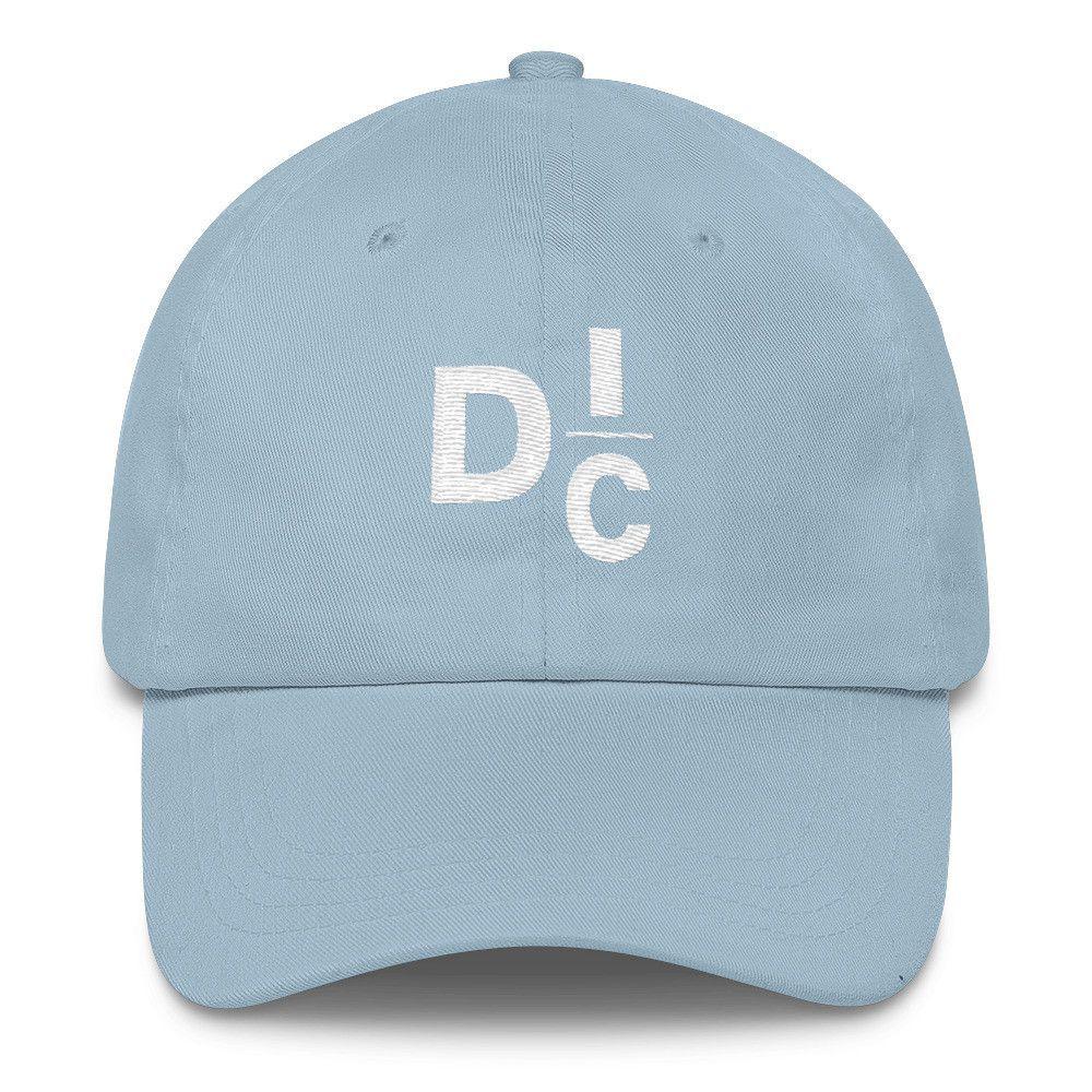 56193ac817c DIC Classic Dad Cap Visors
