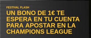 Betfair Promocion Champions League Bono 1 Gratis Tu Cuenta Hasta 26 2 2020 El Forero Jrvm Y Todos Los Bonos De Deportes Promoción Champions Cuentos