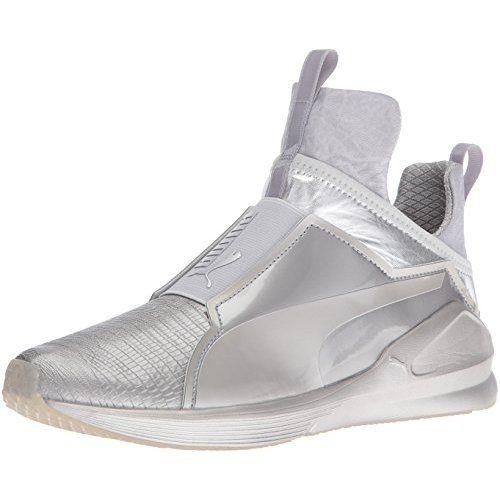 d92220d4800ae Amazon.com | PUMA Women's Fierce Core Cross-Trainer Shoe, Quarry ...