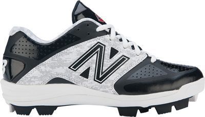 New Balance Youth 4040v2 Low Molded Baseball Cleats