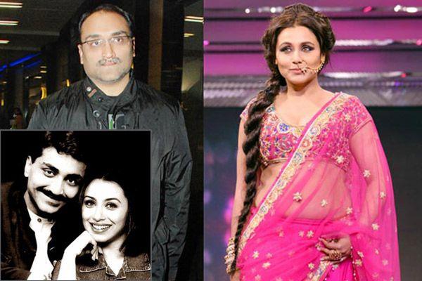 6 Signs That Show Rani Mukerji Might Be Pregnant Aditya Chopra Bollywood Celebrities Rani Mukerji
