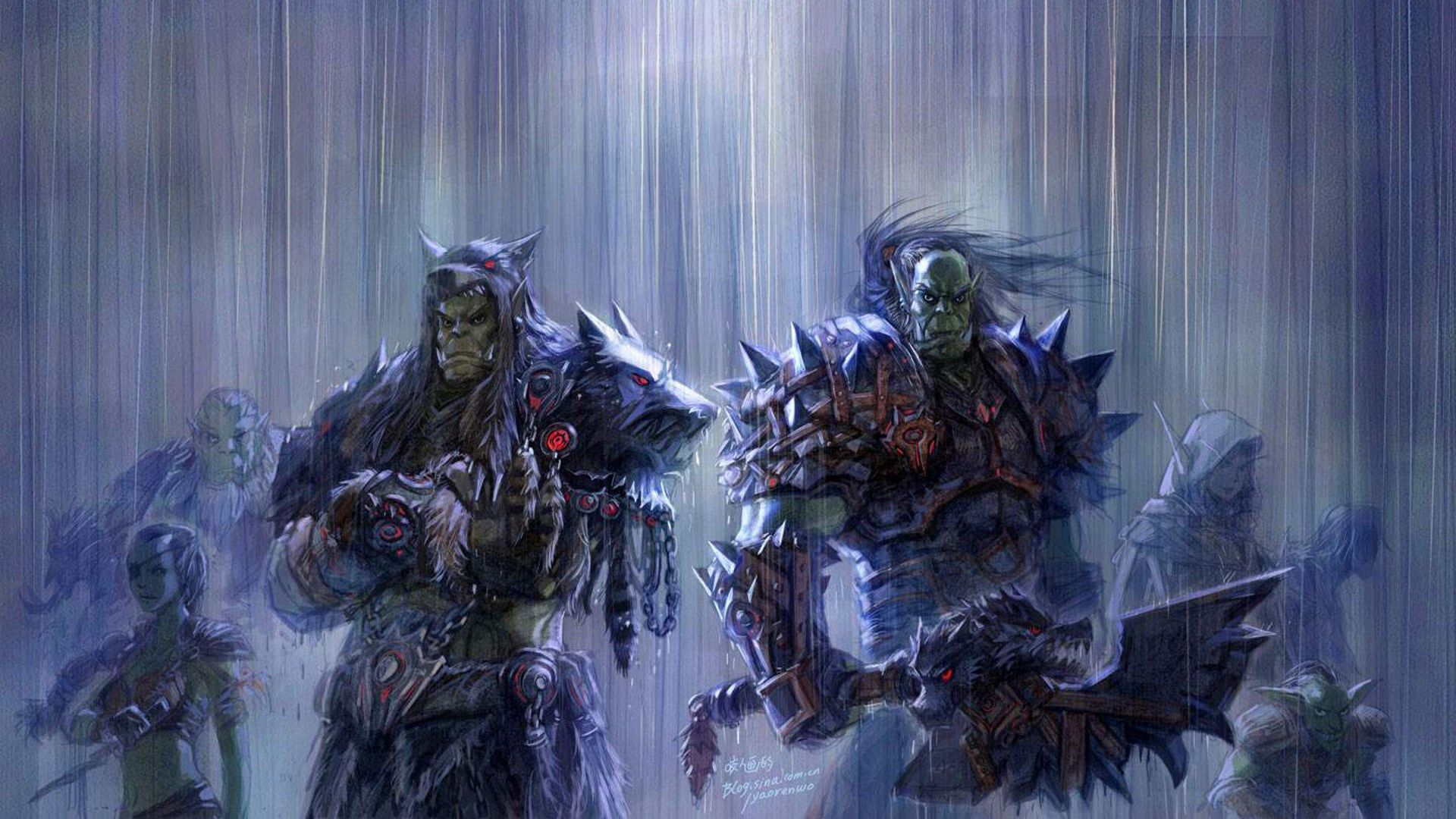 1920x1080 px Cool world of warcraft pic by Trayton Peacock for : pocketfullofgrace.com