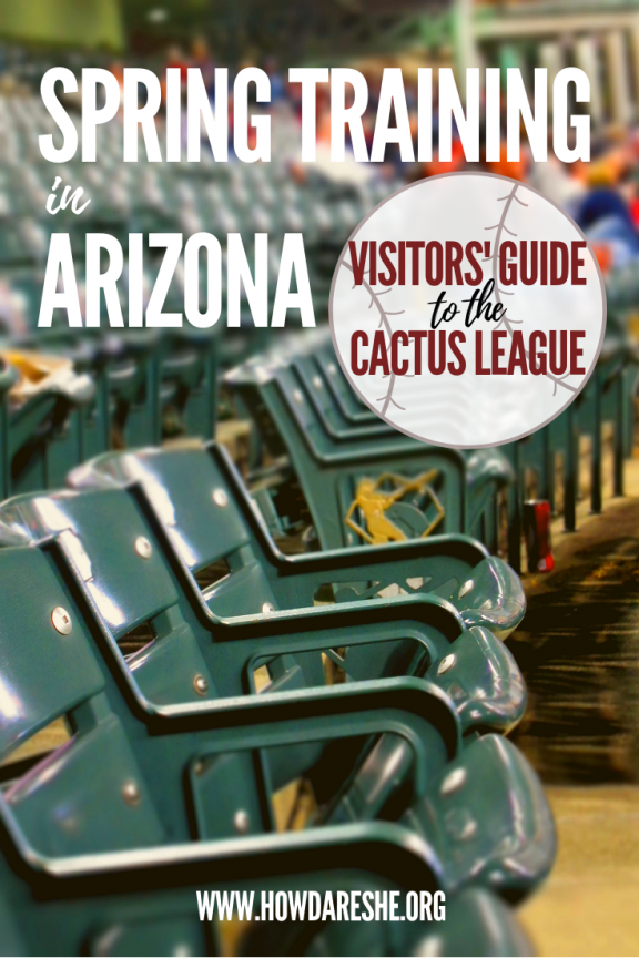 Every year about 2 million people head to Cactus League stadiums for spring training in Arizona Heres everything you know to plan a great visit via jessismore