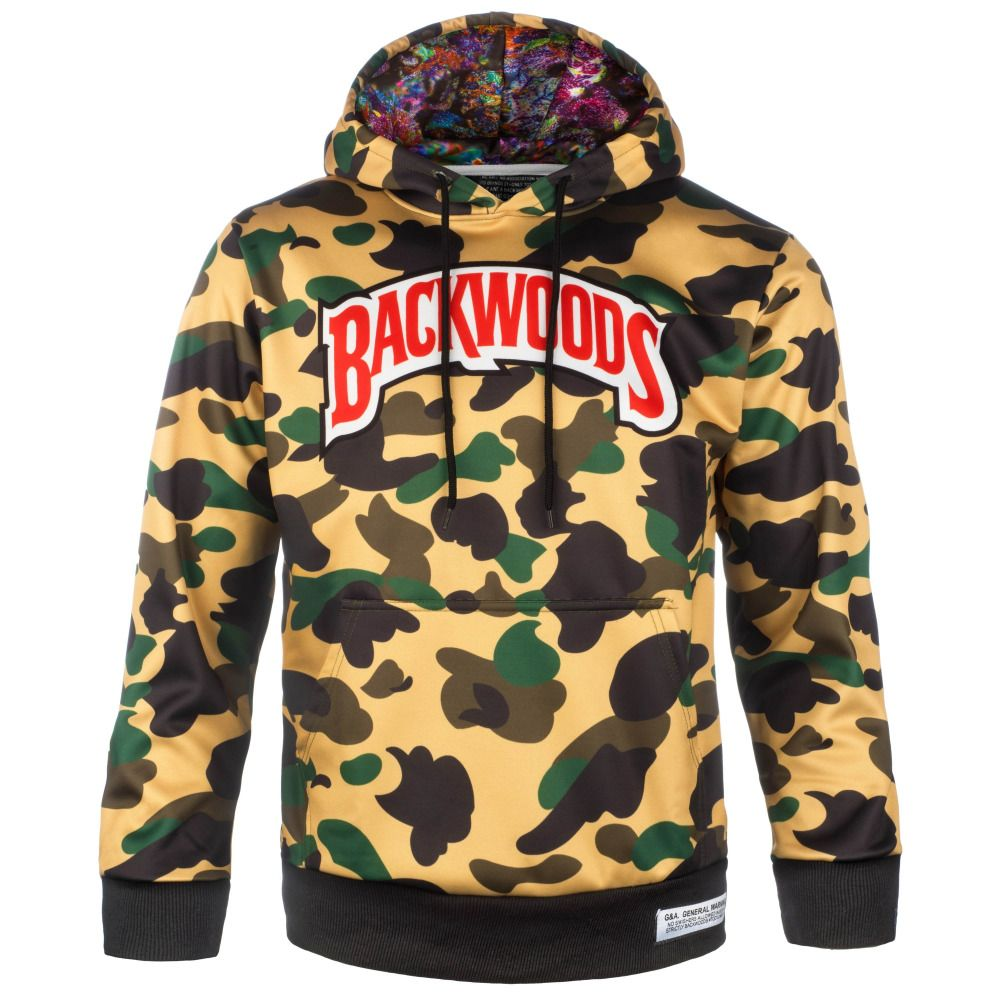 d123280c8a89 Duck Camo Backwoods Hoodie  fashion  clothing  shoes  accessories   mensclothing  activewear