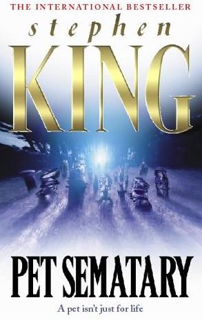 Los 10 Libros Que Me Han Dado Más Miedo Miscelánea Cementerio De Mascotas Libros De Terror Libros De Stephen King
