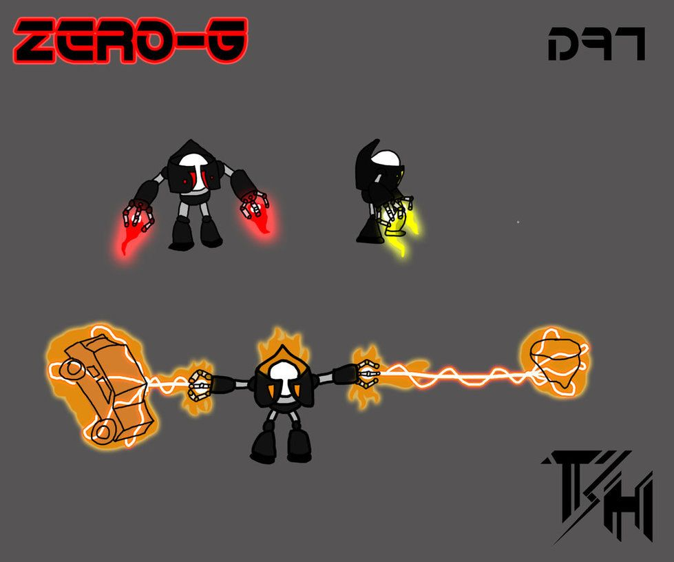 Project T/H - Zero-G Concept by DRamos97 on DeviantArt