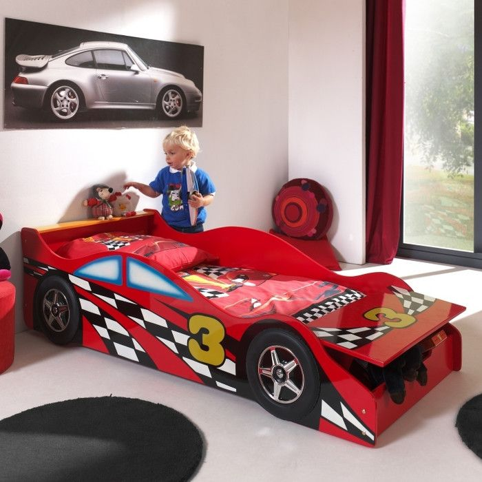 You\'ll love the Racing Car Bed at Wayfair.co.uk - Great Deals on all ...