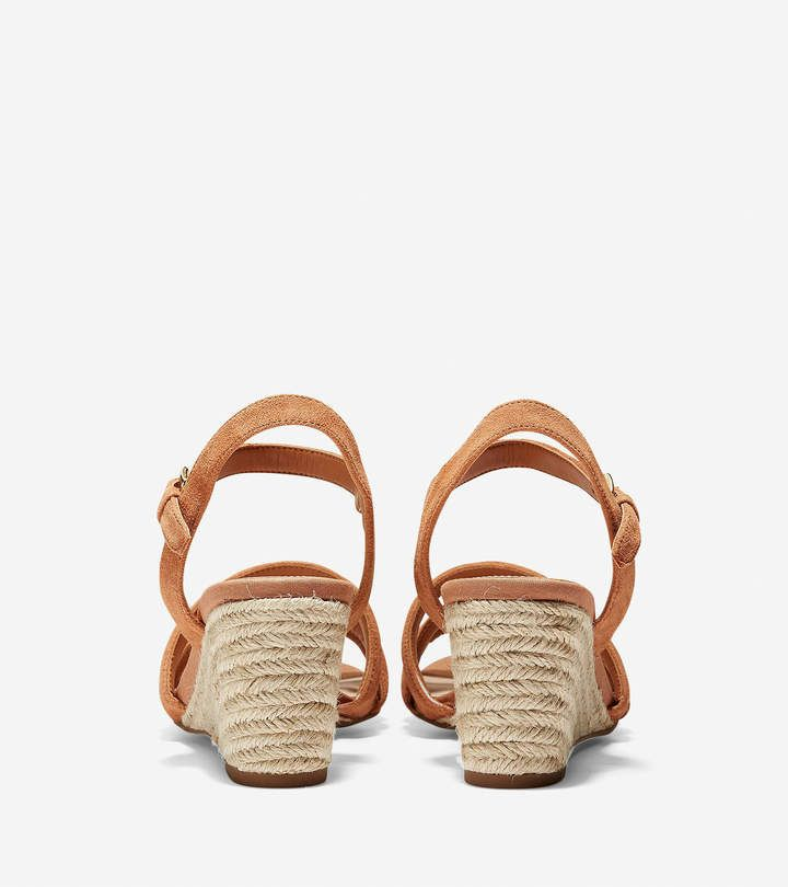 f8686061420 Cole Haan Jasmine Espadrille Wedge Sandal (60mm) in 2019 | Products ...