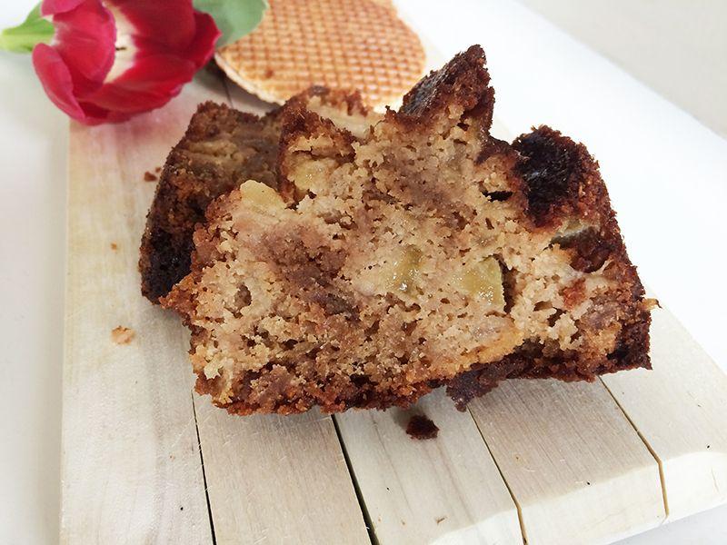 perencake taart Glutenvrije* stroopwafel perencake Deze glutenvrije taart van  perencake taart