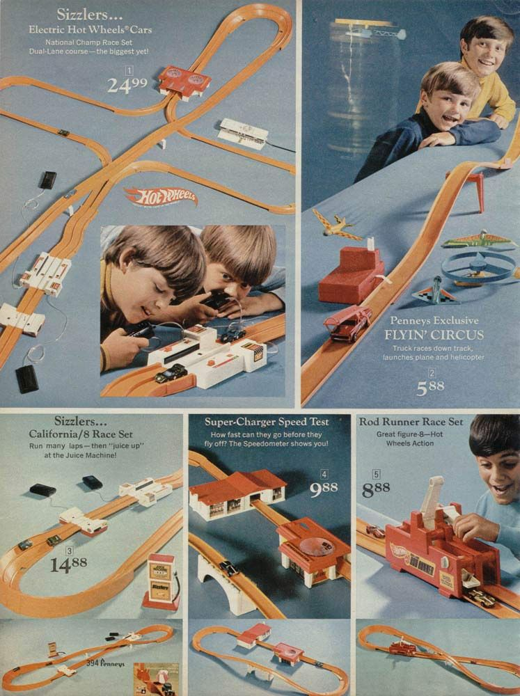 Toys In The 1970s Toys Action Figures Games More Hot Wheels Races Hot Wheels Hot Wheels Track
