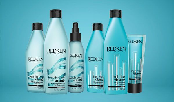 Completethe form to receive a Free Redken High Rise Volume or Beach Envy Volume Sample pack. Allow 4 weeks for delivery.High Rise Volume creates polished lift for a big voluminous hairstyle that rises above the rest. Beach Envy Volume gives you gorgeous loose wavy hair with amazing body and soft texture no sand required. Great for fine/flat hair or all hair types.    Free Redken High Rise Volume or Beach Envy Volume Sample