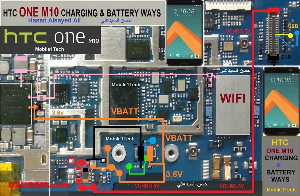 htc one m10 charging problem solution jumper ways no charging | htc, htc one,  smartphone repair  pinterest